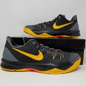 Nike Zoom Kobe Venomenon 4 Black Gold Men's 11.5